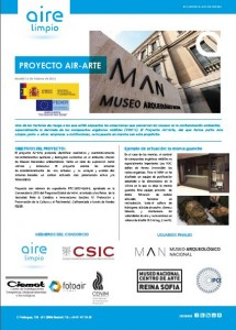 Proyecto Air-Arte. Aire Limpio. Momia guanche MAN