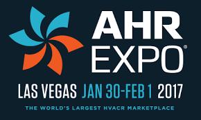 Logo AHR EXPO 2017