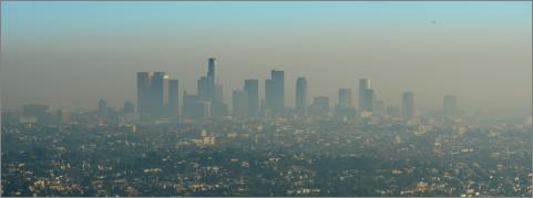 Calidad de aire en la ciudad