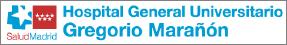 Logo Hospital Gregorio Marañon