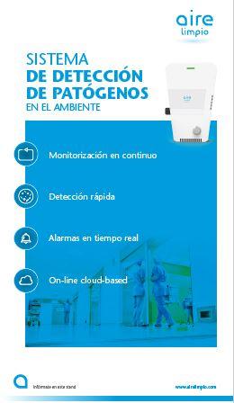 Control de Patógenos en Áreas de Ambiente Controlado