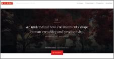 Página web Kilroy comprometidos con la sostenibilidad