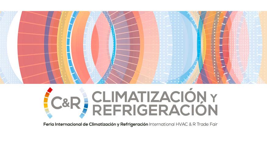 Logo Climatización y Refrigeración 2019