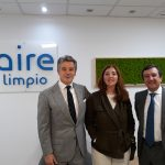 Conferencia de Berta González de Vega en Aire Limpio