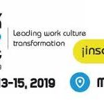 Global Work in Place 2019 organizado por la AEO 14 y 15 de noviembre