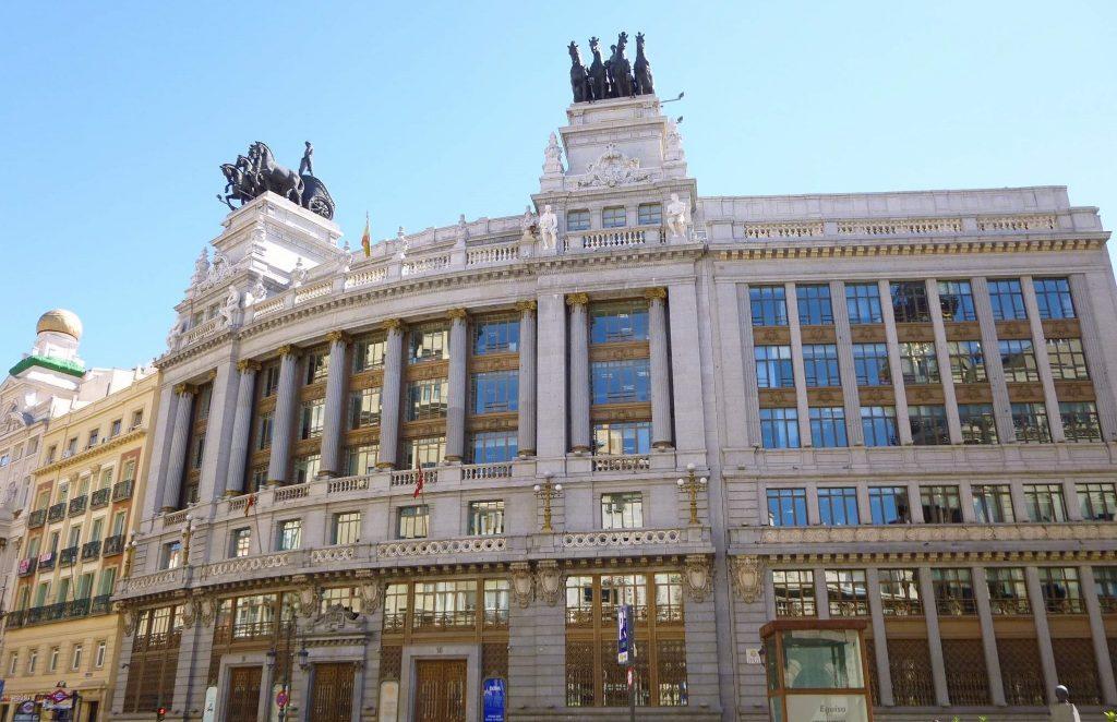 Edificio GMP Alcala 16
