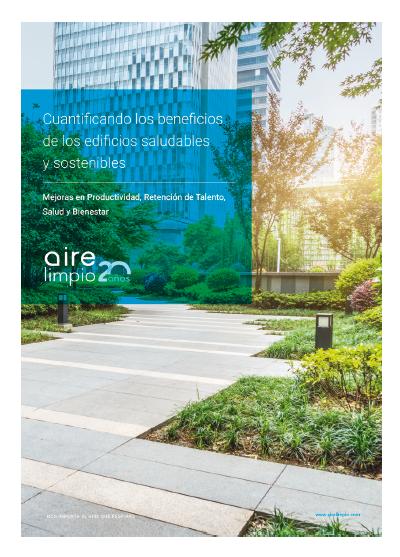 Portada Cuantificando los beneficios de los edificios saludables y sostenibles