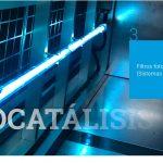 Webinar Aire Limpio. Tecnología PCO de purificación de aire por fotocatálisis. Sistemas SFEG
