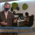 """Aire Limpio y Ambisalud en el programa """"Aquí hay trabajo"""" de TVE 2"""