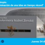 Webinar Aire Limpio. Hospital Isabel Zendal – Proceso y culminación de una idea en tiempo récord